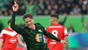 Wout Weghorst: A big man with even bigger ambitions