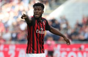 Franck Kessie: Milan's midfield machine